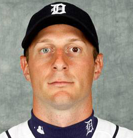 Mike Scherzer professional baseball pitcher, chimera